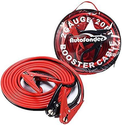Pinzas con cables de arranque de 3000/amp accesorios de recarga de 5/m para coche furgoneta y cami/ón
