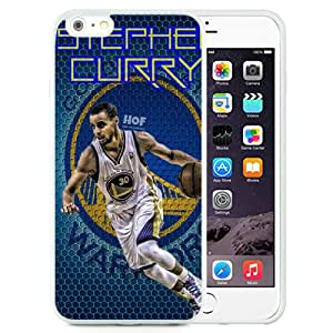 Beautiful And Unique Designed Case For iPhone 6 Plus 5.5 Inch TPU With Golden State Warriors Stephen Curry 4 (2) Phone Case