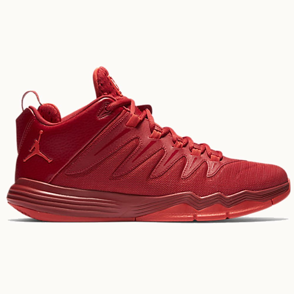 Jordan Nike Men's CP3.IX Gym Red/Chllng Red/Infrrd 23 Basketball Shoe 13 Men US by Jordan