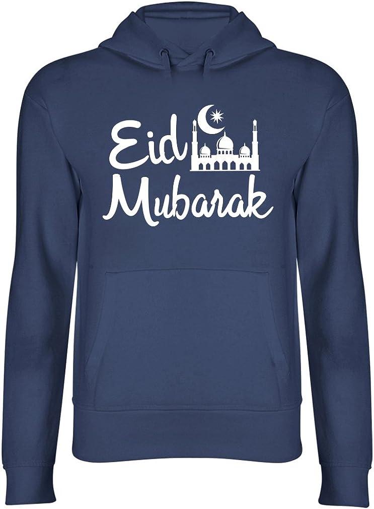 Shopagift Unisex Eid Mubarak Hoodie