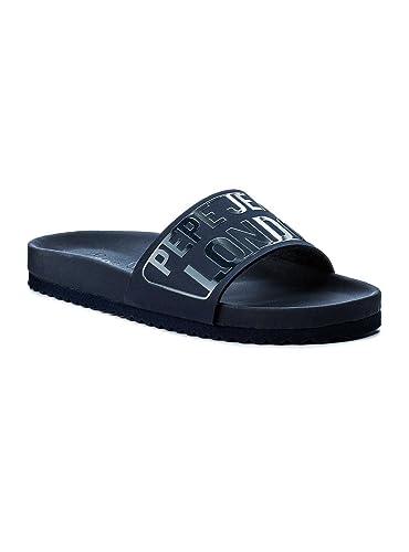 Pepe Jeans Flip Flops Royal Block Marine Blau