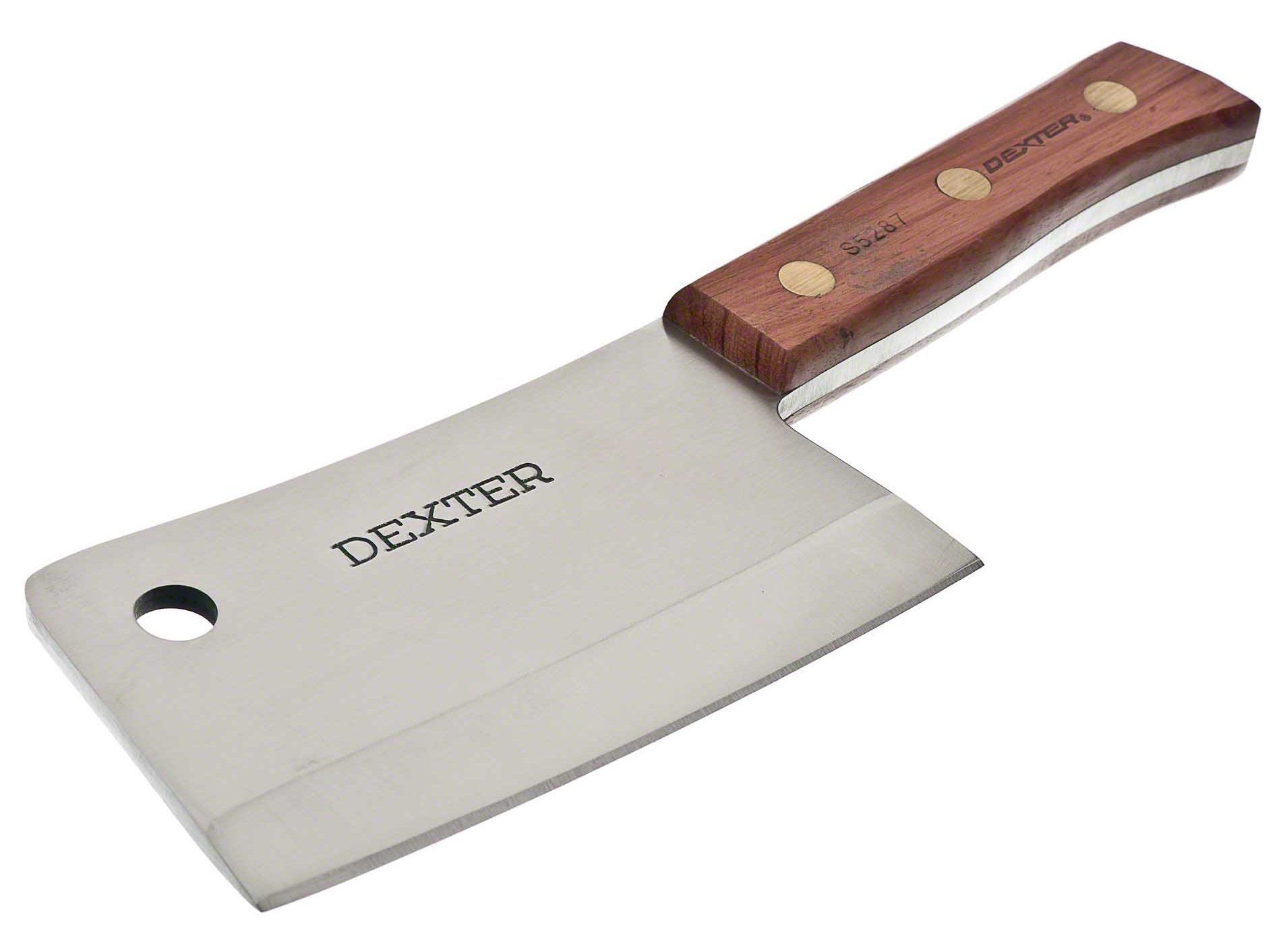 7'' stainless heavy duty cleaver