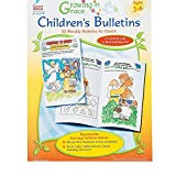 Bargain World Religious Bulletins & Activities Book - Pre-K-K (With Sticky Notes)
