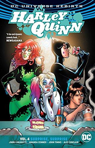 Harley Quinn Vol. 4: Surprise, Surprise (Rebirth) (Harley Quinn: DC Universe (Harley Quinn Comic)