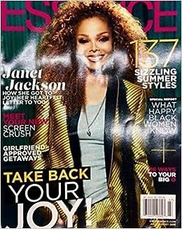 07050dc44f Essence Magazine (July August