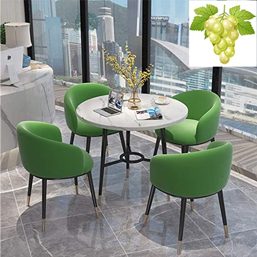 Mesas y sillas de restaurante combinación de mesa moderna y ...
