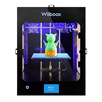 Dual Extruders Wiiboox Company2 3D Printer Particle Filtration Module CCP0000013 Acrylic Cover