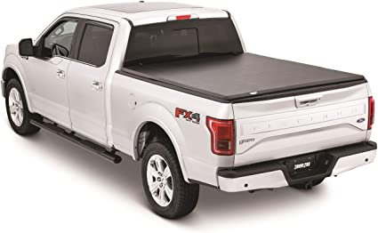 Tonno Pro Tonno Fold 42 302 Tri Fold Truck Bed Tonneau Cover 1999 2018 Ford F 250 F 350 F 450 Fits 6 8 Bed