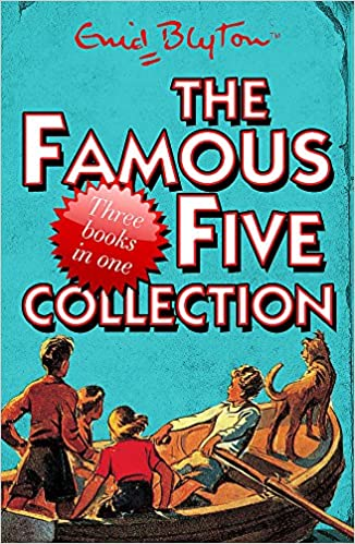 famous five blyton enid books biography george biografie ebook pdf author childrens adventure they julian most read forreadingaddicts bookworld