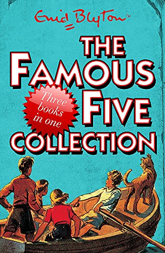 The Famous Five Collection 1: Books 1-3 (Famous Five Gift Books and Collections)