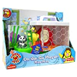 Fisher-Price Wonder Pets Portable Playsets Ming Ming ~ Fisher-Price