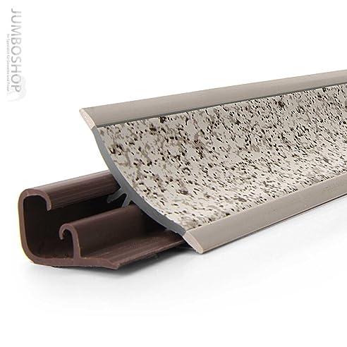 250cm kchenabschlussleiste kchenleiste wandabschlussleiste 23 x 23mm lb23 632 granit hell - Kchen Mit Weien Schrnken Und Arbeitsplatten Aus Granit