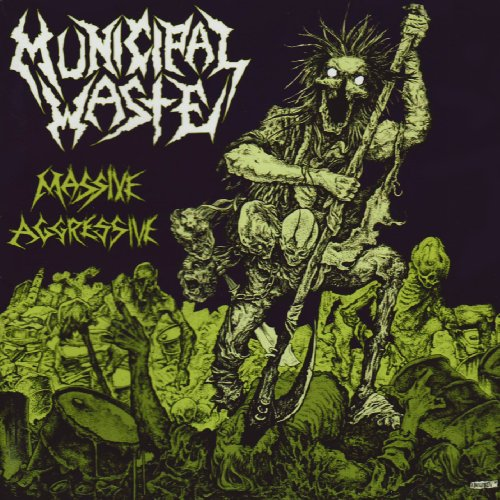 Municipal Waste: Massive Aggressive (Audio CD)