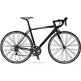 ビアンキ(BIANCHI) CYCLE 2017 VIA NIRONE-7 PRO(CLARIS 2x8s)ロードバイク マットブラック