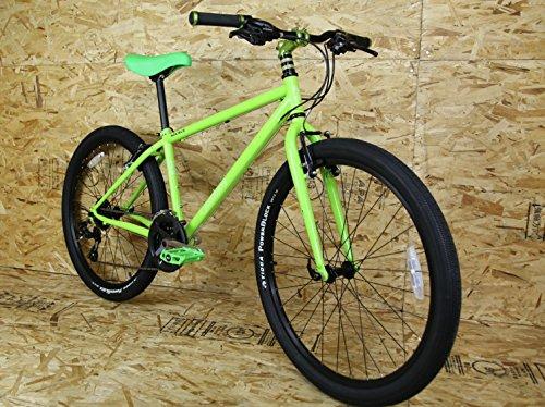 【クロスバイク】CULTURE BIKE / FAT S260 / GREEN / 15 B00JGST5FI