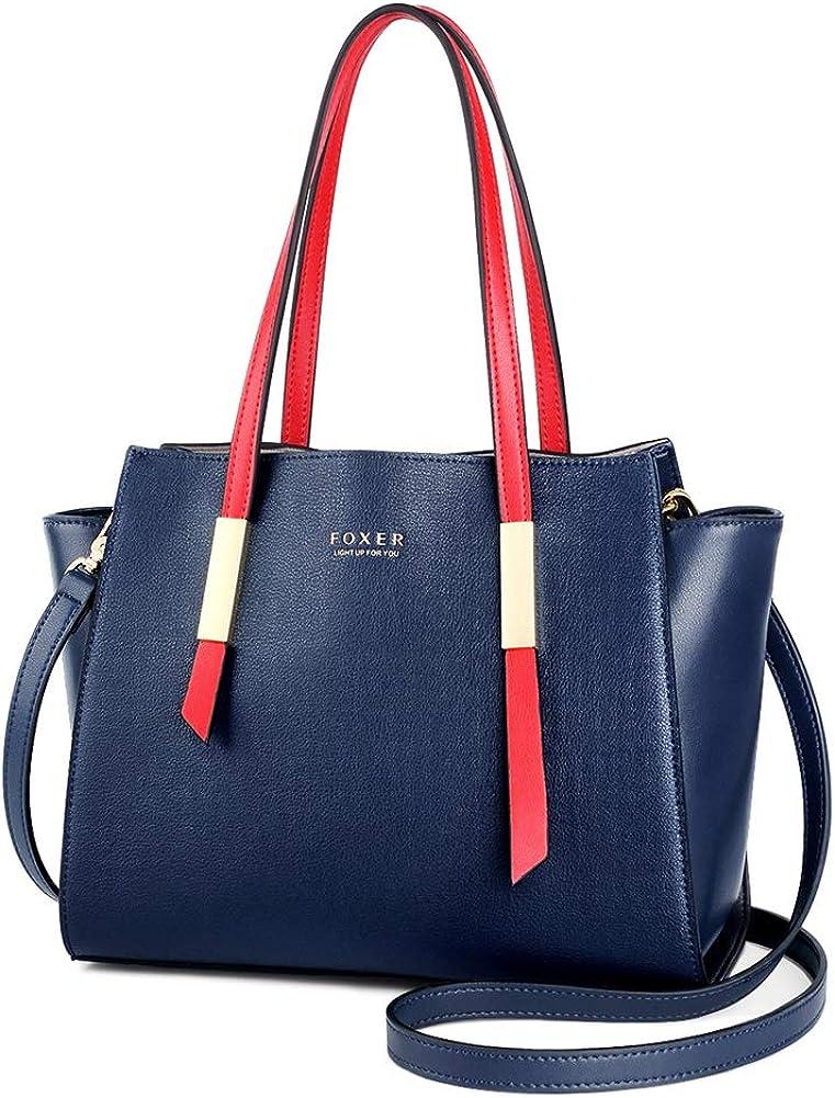 FOXER Women Leather Handbag...