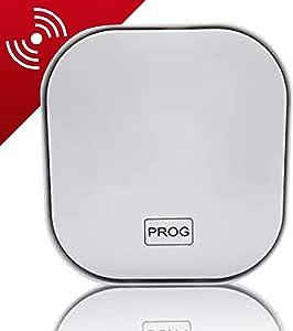Natural Gas Detector,Propane Detectors for Home,Natural Gas Propane Leak Alarm for Home Kitchen, High Sensitivity Natural Gas Propane Leak Detection (White)