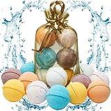 Bath Bombs Gift Set- 6 USA Lush Spa Fizzies.Gift