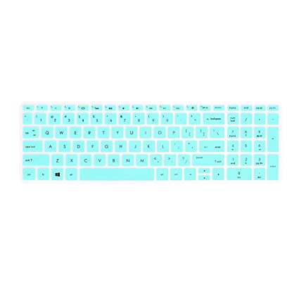 Keyboard Cover Compatible 2019 2018 HP Pavilion 15 Series /2019 2018 HP Pavilion x360 15.6