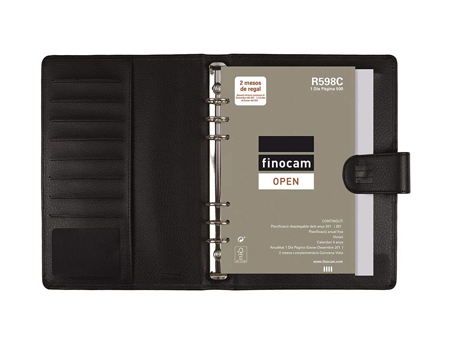Amazon.com : Finocam 2733960 Daily Organiser 2019 : Office ...