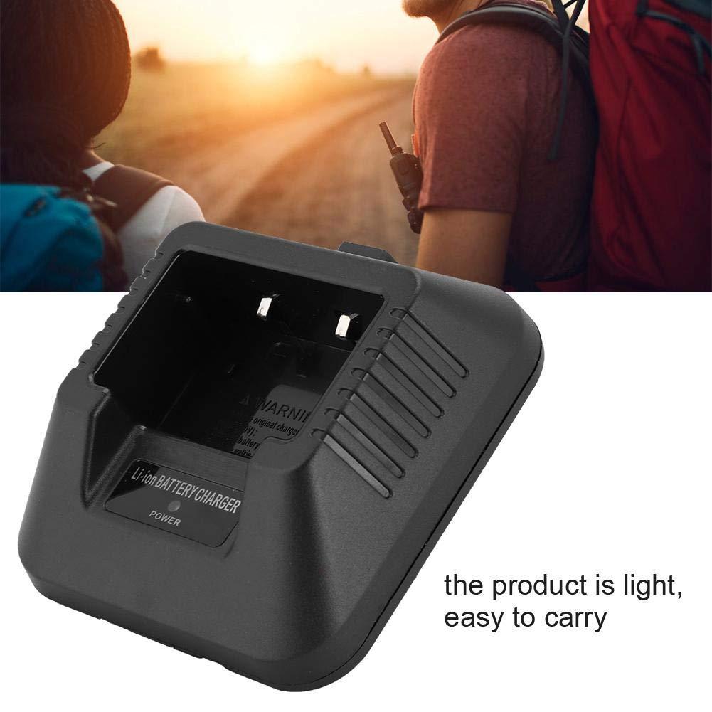Baofeng Uv-5R USB//Car Battery Charger for Baofeng Uv-5R Dm-5R Plus Walkie Talkie ASHATA Two Way Radio USB Plug Charger Walkie Talkie Desktop Battery Charger for Baofeng