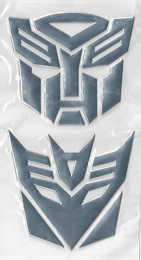 Amazon Hot Energy 3d Logo Protector Autobot Transformers Emblem