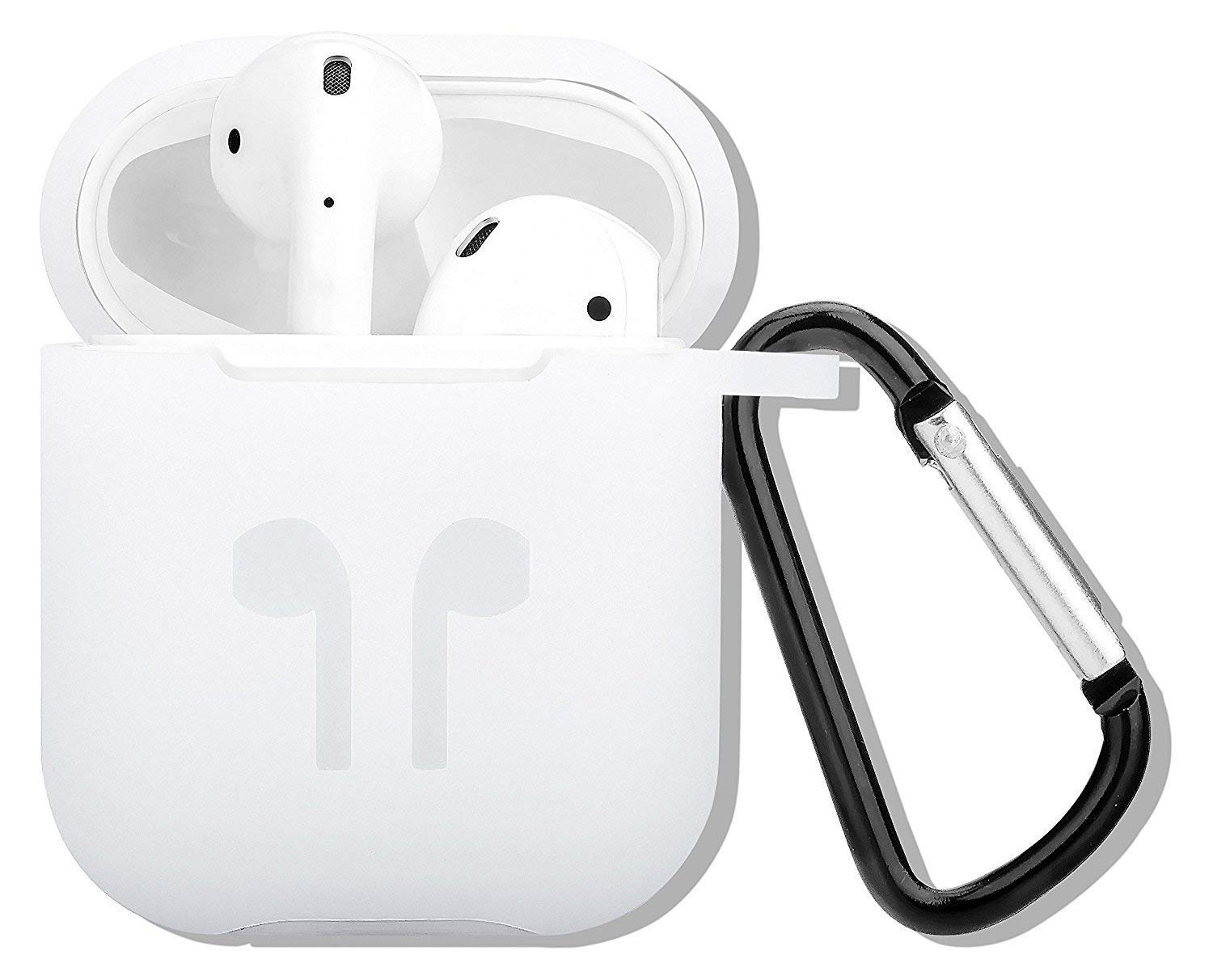 Ponoto-AirPodsケース Ponoto-AirPods Case-white  ホワイト B07NYY6RNS