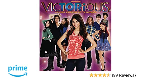 0187197600d Victorious Cast Featuring Victoria Justice - Victorious  Music from the Hit  TV Show - Amazon.com Music
