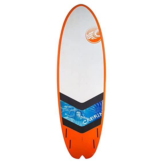 SECRET Cabrinha arma Kite Board 2018 Talla:5.2