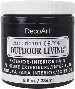 DecoArt Outdoor Living 8oz Iron Gate