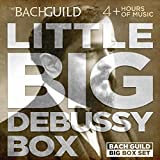 Little Big Debussy Box Album Cover