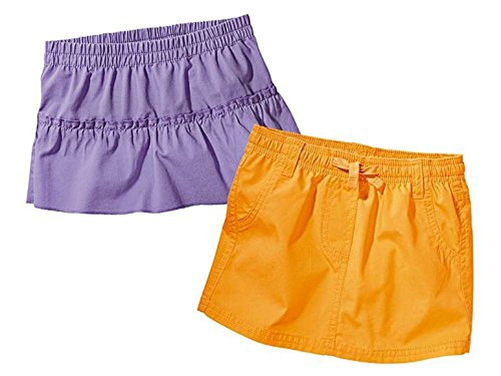 lupilu - Falda - Falda Tubo - para niña Violett, Orange 98/104 cm ...