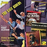 Folk Songs You'll Like [ORIGINAL RECORDINGS REMASTERED] 2CD SET by The Easy Riders featuring Terry Gilkyson (2014-02-01)
