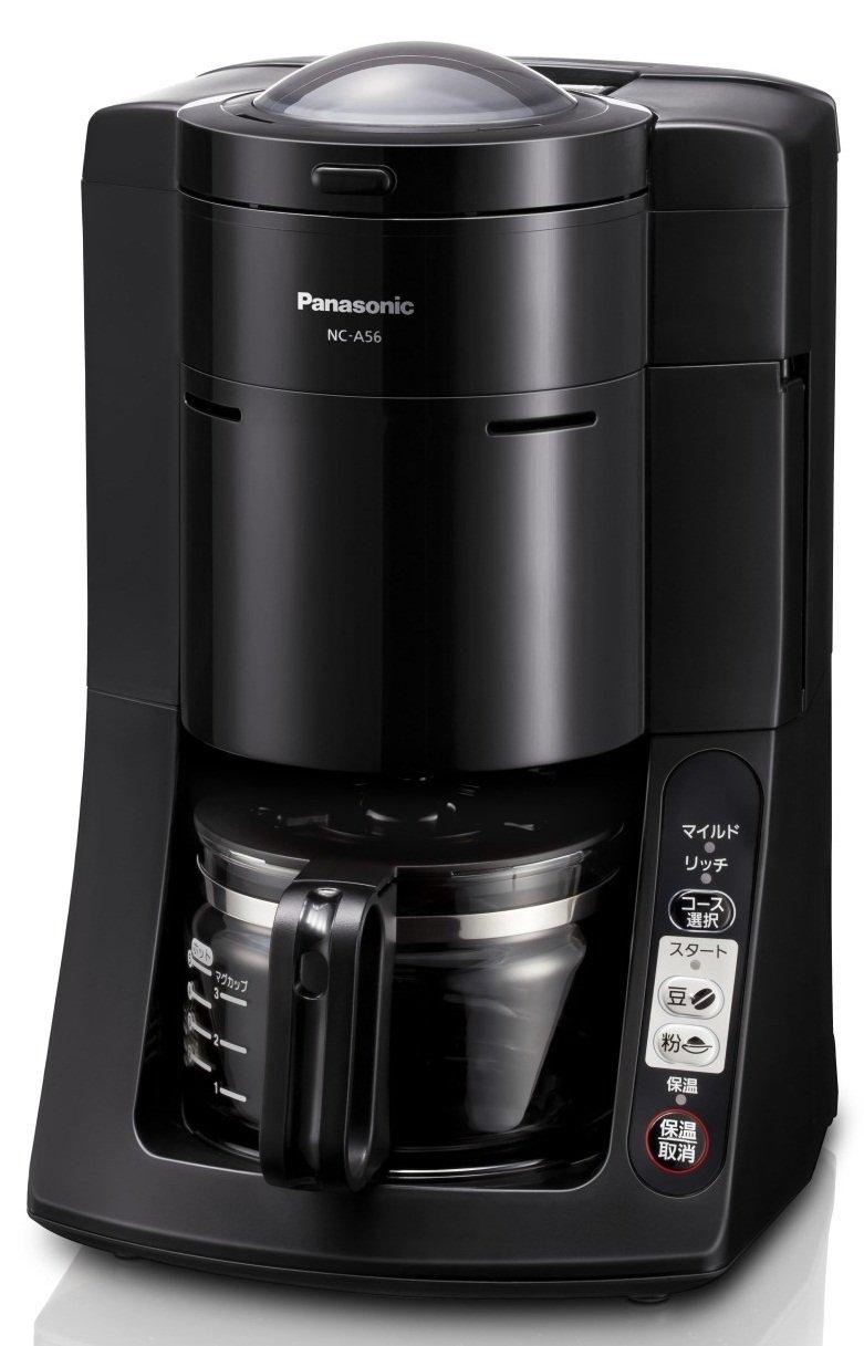 Panasonic 沸騰浄水コーヒーメーカー
