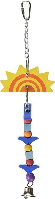 JW Pet Company Activitoys Sun Toy Single Bird Toy, Small