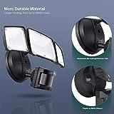 LED Security Lights, 35W Motion Sensor Light