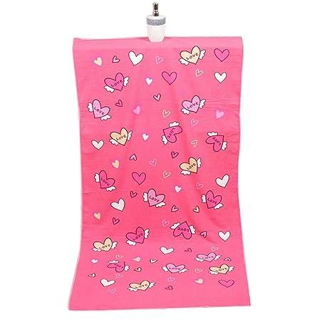 Ama (TM) tela de microfibra absorbente secado toalla de baño playa manopla de baño