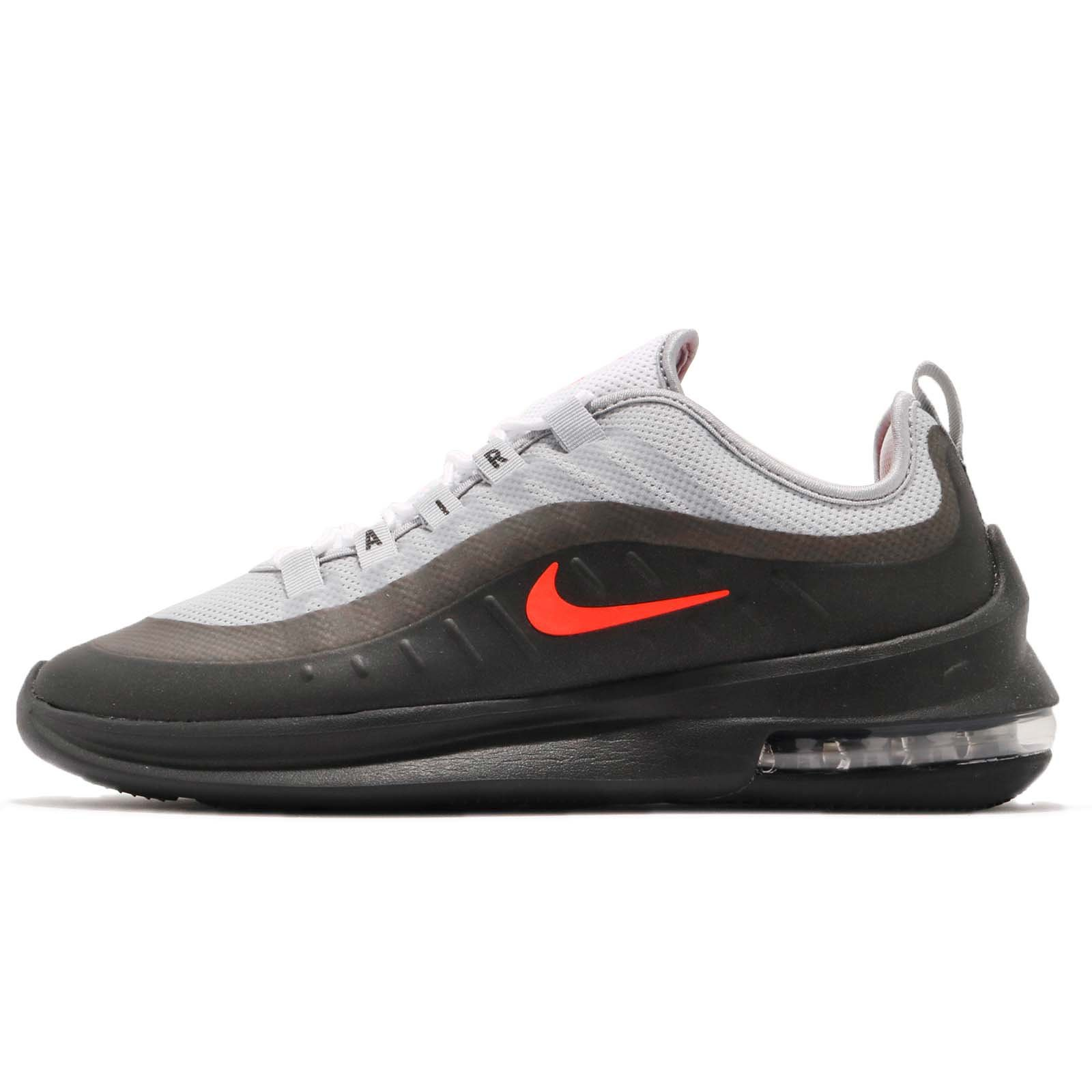 f2508090e446 Galleon - Nike Men's Air Max Axis Running Shoe, Wolf Grey/Total  Crimson/Black/Anthracite, Size 9