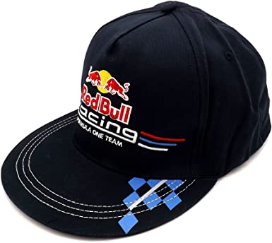 Pepe Jeans Gorra Plana Red Bull Racing Fuel Inyector: Amazon.es ...