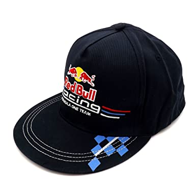 Pepe Jeans Gorra plana Red Bull Racing Fuel Inyector: Amazon.es: Ropa y accesorios