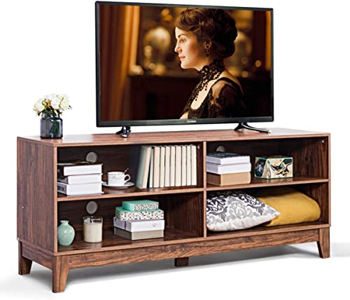 Giantex TV Stand Console Table Cabinet