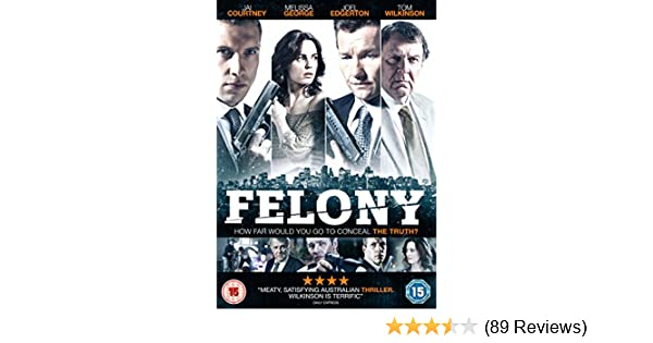 Amazon Felony DVD Movies TV