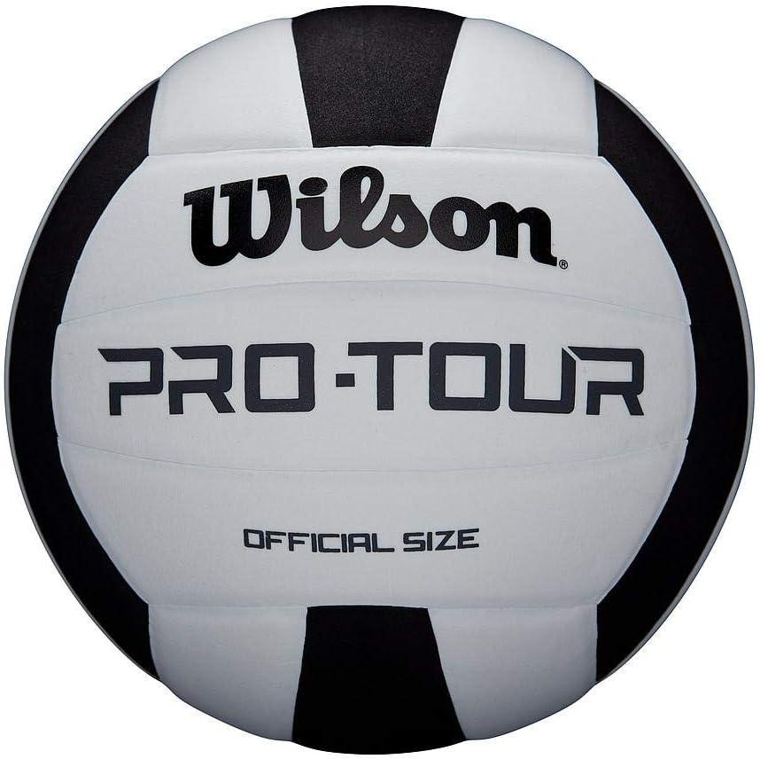 Wilson WTH20119XB Pelota de Voleibol Pro Tour Cuero sintético ...