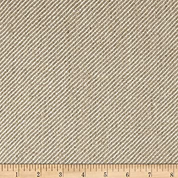 Amazon Com Quality Linen 100 European Twill Upholstery Fabric Oatmeal