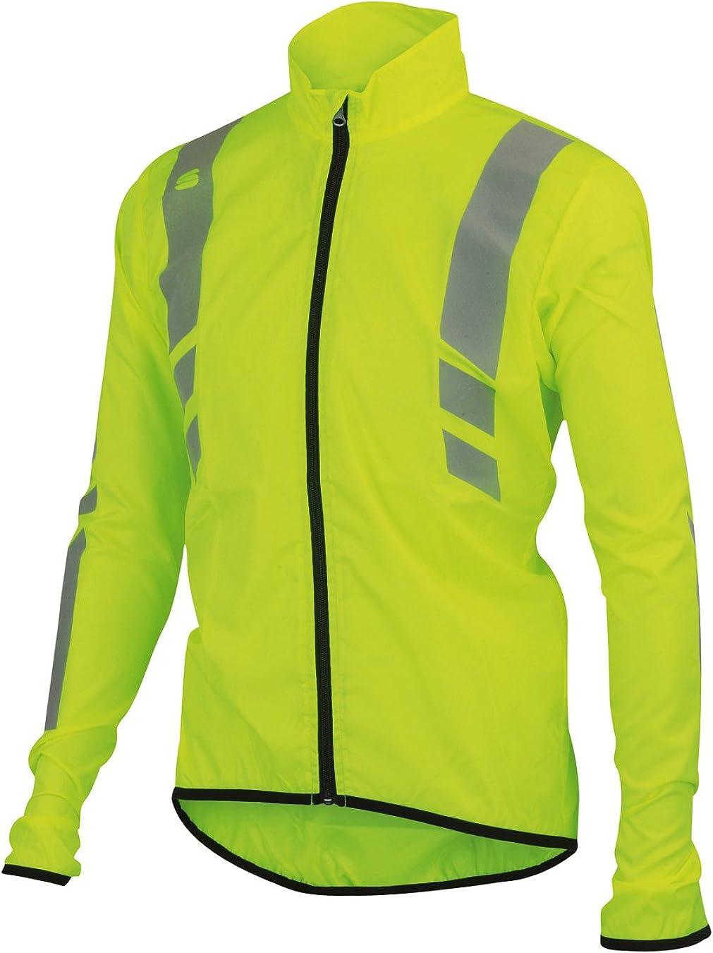 Sportful Reflex 2 Jacket, Yellow Fluo - Amarillo, S: Amazon.es: Deportes y aire libre