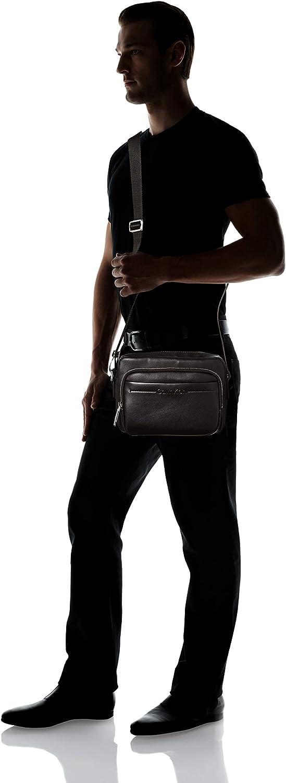 5x17x23 centimeters Black FLEX CAMERA BAG Men/'s Shoulder Bag B x H x T