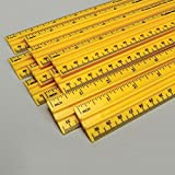 Ruler, Plastic Scale, Pack of 12