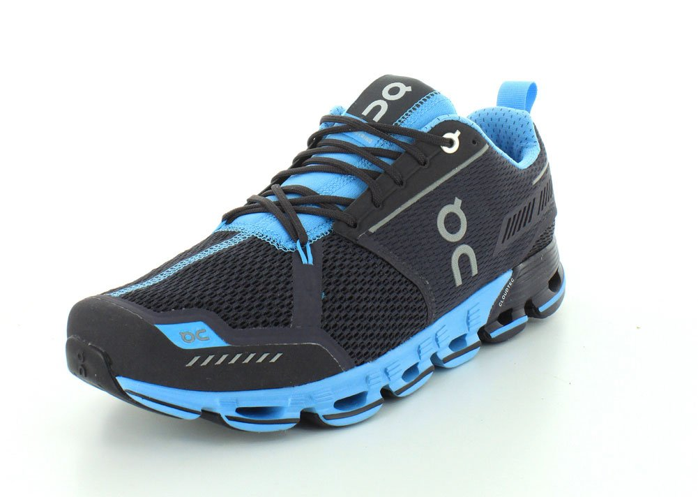 On Running Men's Cloudflyer Sneaker Iron/Sky B00YYE1L6K 8.5 D(M) US - Men's|Iron/Sky