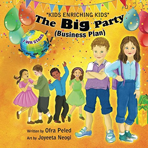 Read Online The Big Party (Business Plan) ebook