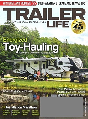 Trailer Life Magazine Subscription made our list of gift ideas rv owners will be crazy about make perfect rv gift ideas